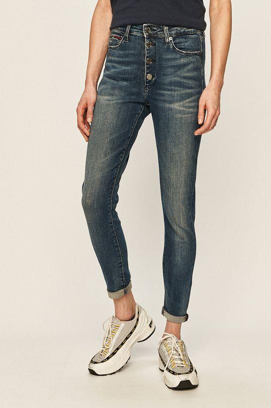 albastru Tommy Jeans - Jeansi Sylvia De femei