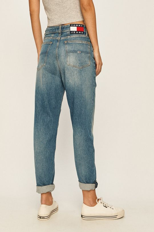 Tommy Jeans - Jeansi Mom Jean 99% Bumbac, 1% Elastan