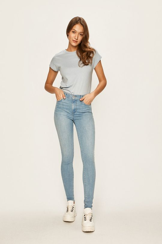 Levi's - Jeansy 720 fioletowy