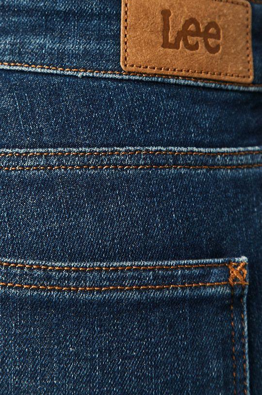 albastru Lee - Jeansi Button Thru Scarlett