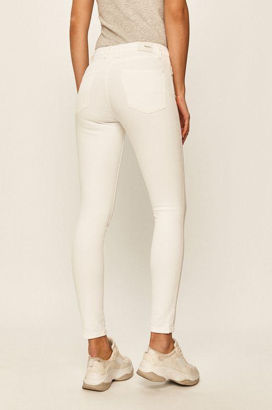 Pepe Jeans - Džíny Regent Hlavní materiál: 97% Bavlna, 3% Elastan Podšívka kapsy: 38% Bavlna, 62% Polyester