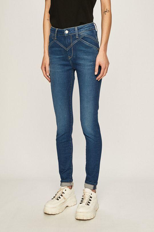 modrá Pepe Jeans - Džíny Regent Emerald Dámský