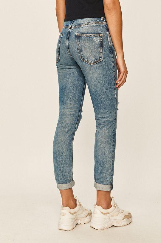 Pepe Jeans - Jeansy Violet Materiał zasadniczy: 100 % Bawełna, Podszewka kieszeni: 60 % Bawełna, 40 % Poliester