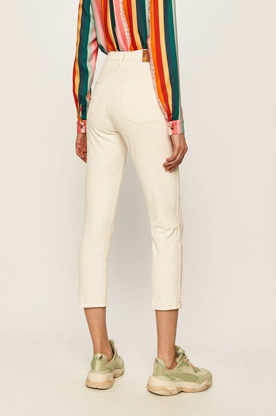 Pepe Jeans - Jeansi Dion Materialul de baza: 97% Bumbac, 3% Elastan Captuseala buzunarului: 35% Bumbac, 65% Poliester