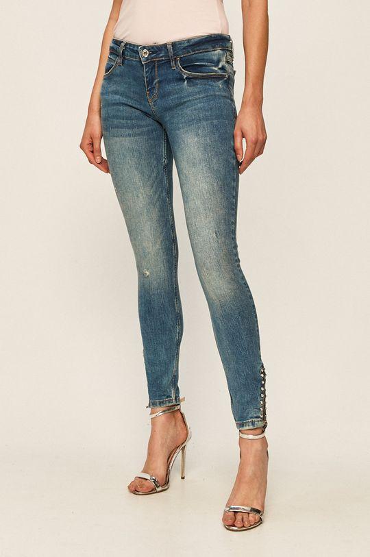 modrá Guess Jeans - Džíny Marilyn Dámský