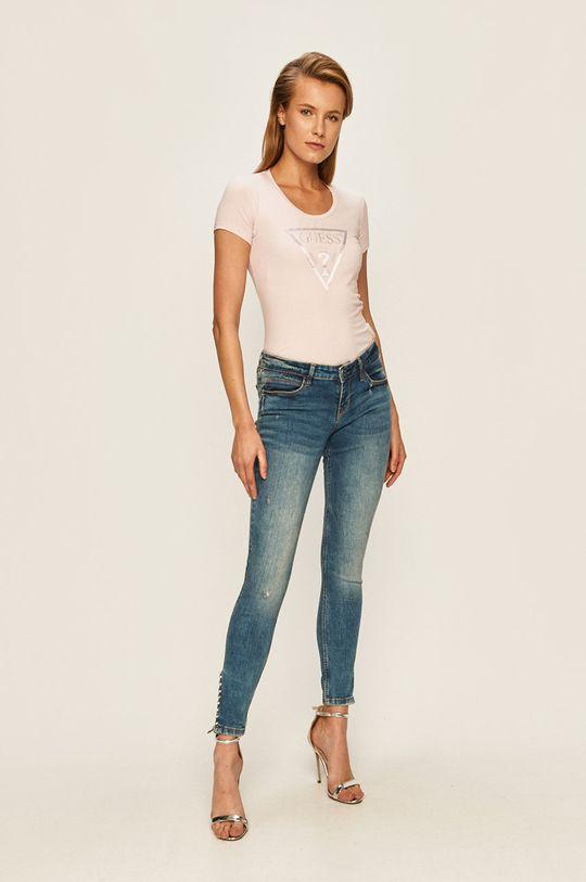 Guess Jeans - Džíny Marilyn modrá