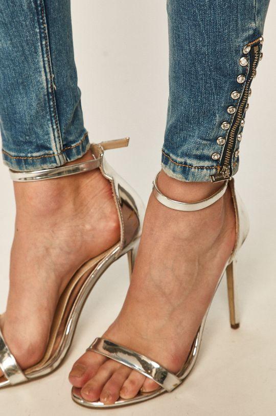 modrá Guess Jeans - Džíny Marilyn