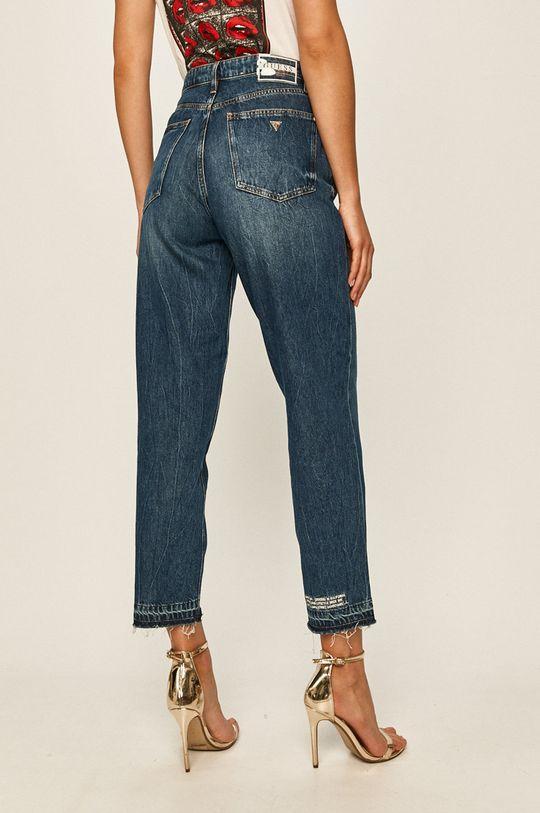 Guess Jeans - Rifle Jaqueline  Podšívka: 30% Bavlna, 70% Polyester Základná látka: 100% Bavlna