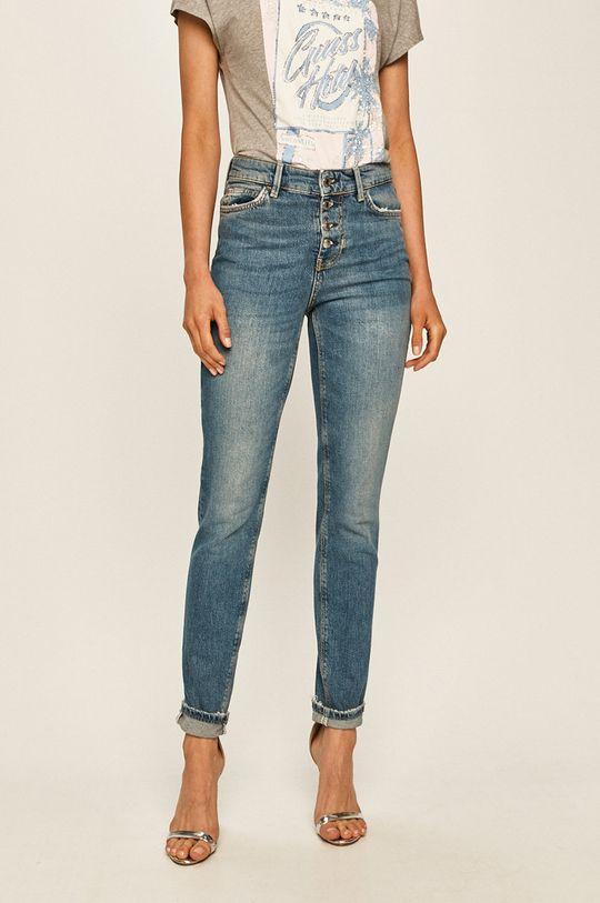 albastru Guess Jeans - Jeansi 1981 De femei