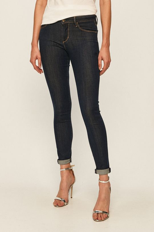 tmavomodrá Guess Jeans - Rifle Annette Dámsky