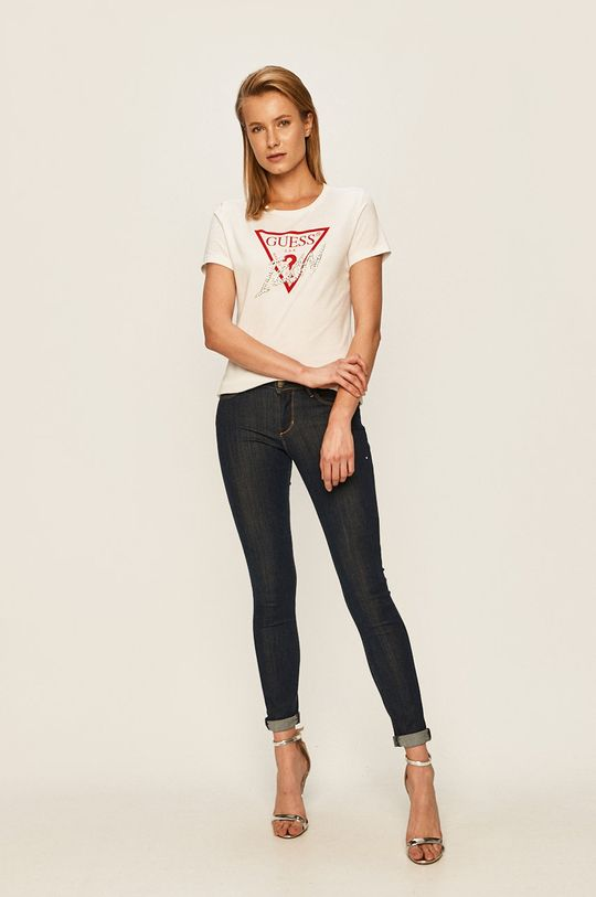 Guess Jeans - Jeansi Annette bleumarin