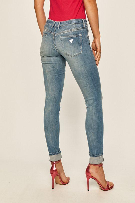 Guess Jeans - Rifle Jegging  Podšívka: 30% Bavlna, 70% Polyester Základná látka: 30% Bavlna, 2% Elastan, 63% Lyocell, 5% Polyester