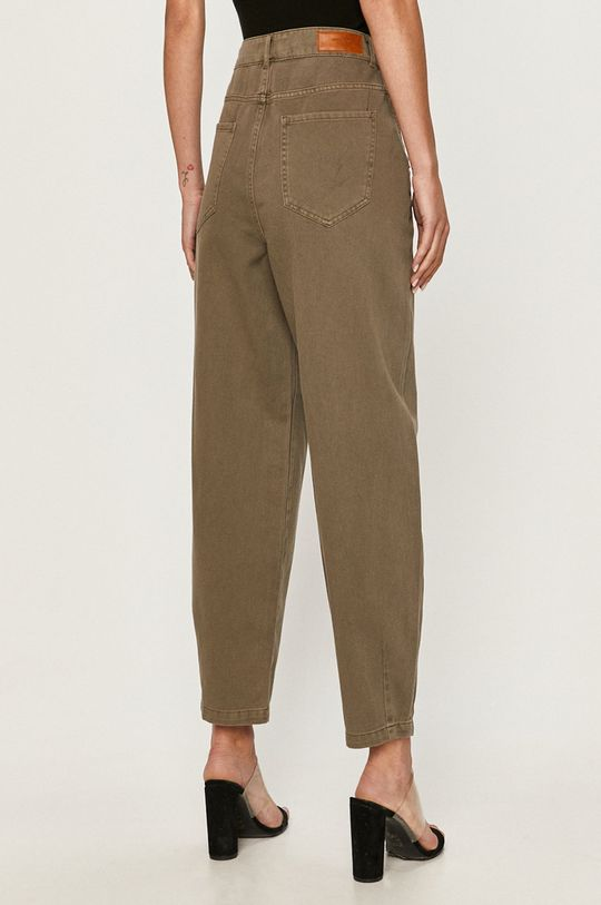 Vero Moda - Jeansy Rossana 34 % Bawełna, 66 % Bawełna organiczna
