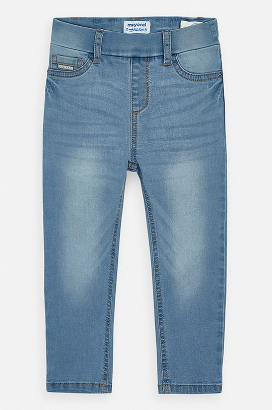 albastru deschis Mayoral - Jeans copii 92-134 cm De fete