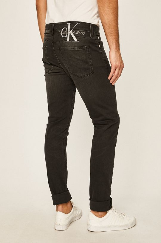 čierna Calvin Klein Jeans - Rifle J30J314375 Pánsky