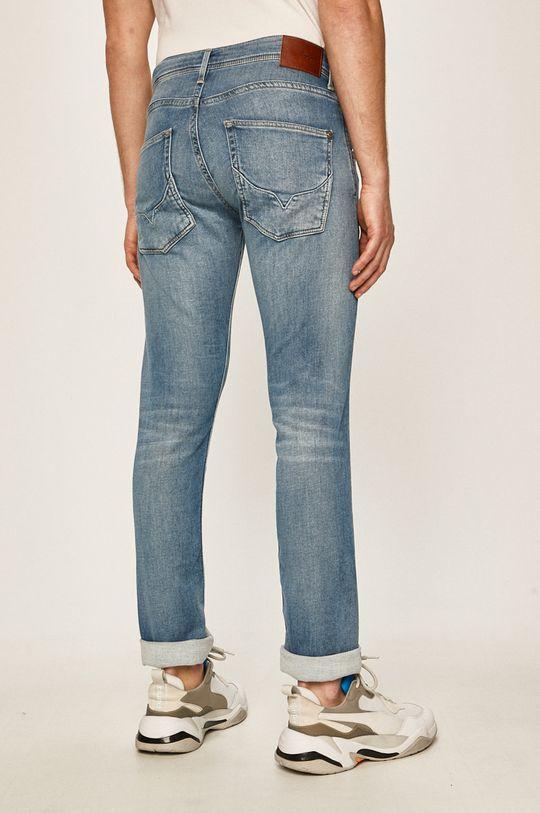 Pepe Jeans - Džíny Track Hlavní materiál: 98% Bavlna, 2% Elastan Jiné materiály: 35% Bavlna, 65% Polyester