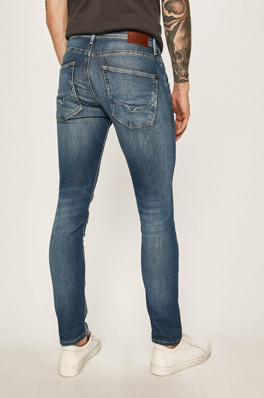Pepe Jeans - Jeansy Track 98 % Bawełna, 2 % Elastan
