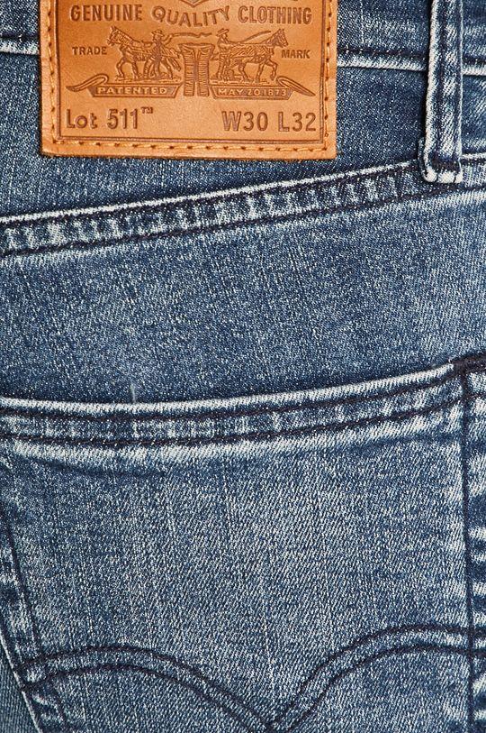 stalowy niebieski Levi's - Jeansy