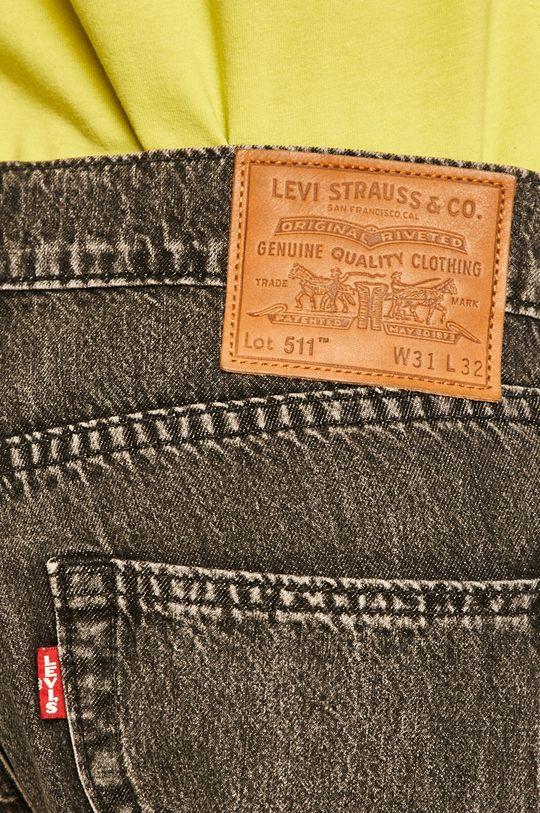 szary Levi's - Jeansy 511