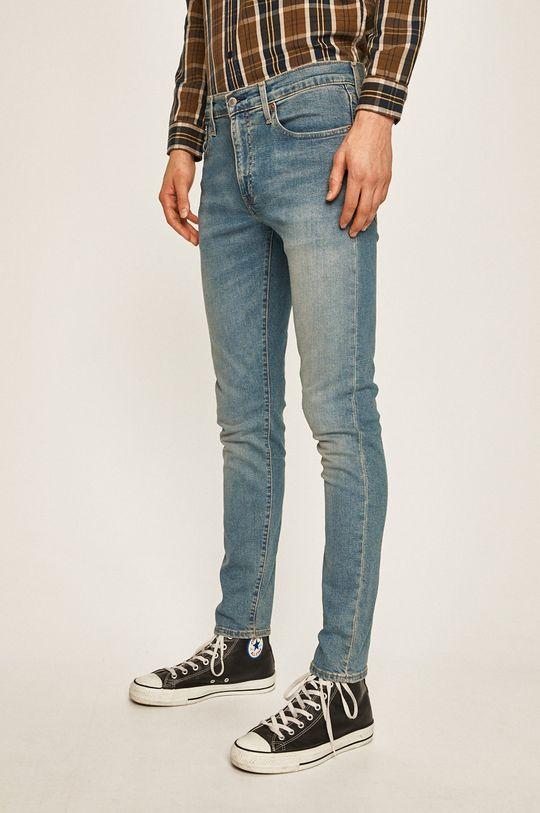 albastru metalizat Levi's - Jeansi 512 De bărbați