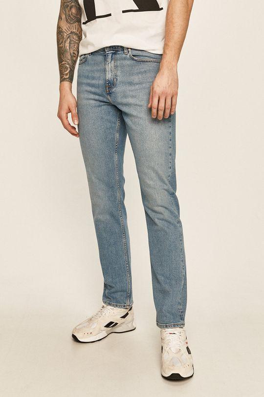 albastru Calvin Klein - Jeansi De bărbați