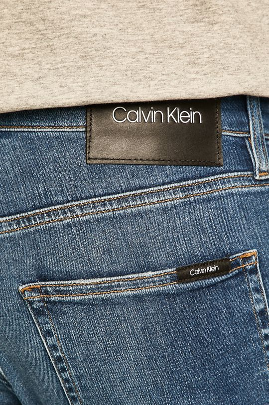 tmavomodrá Calvin Klein - Rifle K10K105463