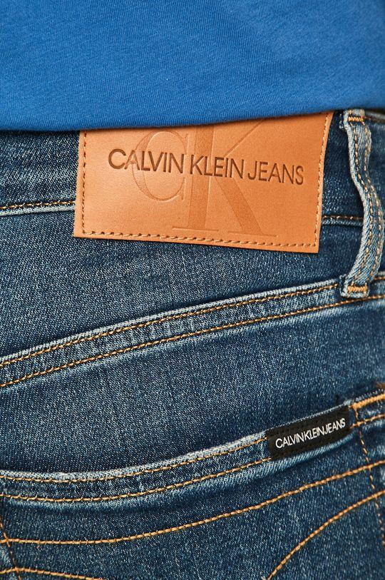 tmavomodrá Calvin Klein Jeans - Rifle Ckj 026