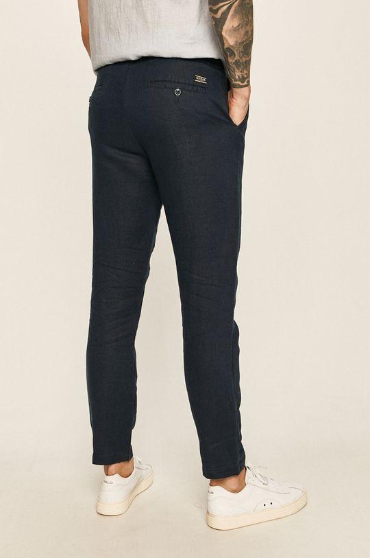 Guess Jeans - Spodnie Podszewka: 40 % Bawełna, 60 % Poliester, Materiał zasadniczy: 100 % Len