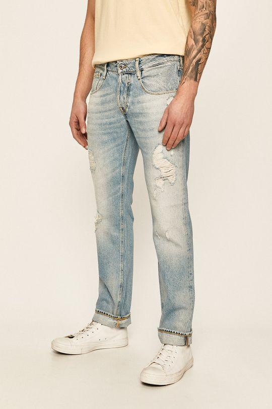 albastru Guess Jeans - Jeansi Vermont De bărbați