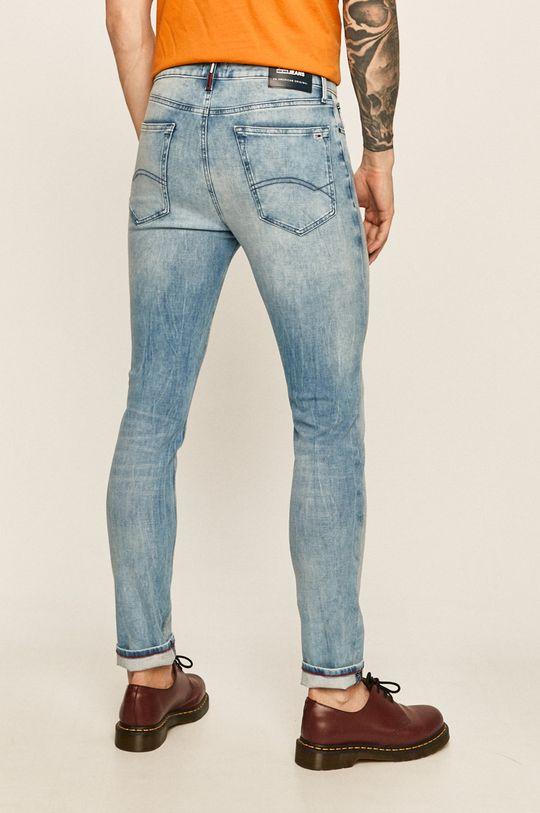 Tommy Jeans - Džíny Simon 80% Bavlna, 3% Elastan, 17% Polyester
