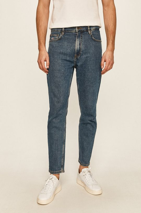 albastru Tommy Jeans - Jeansi Dad Jean De bărbați