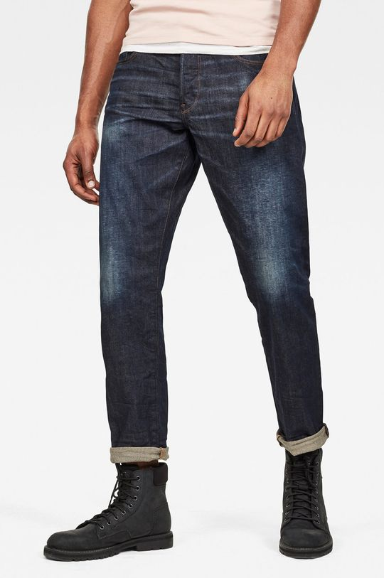 albastru G-Star Raw - Jeansi 3301 De bărbați