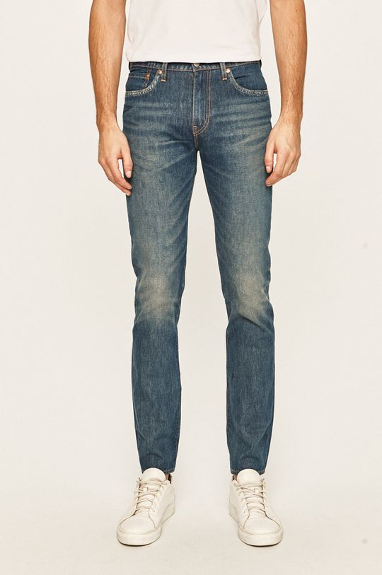 albastru Levi's - Jeansi 511 De bărbați