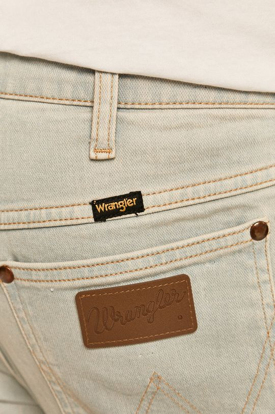 blady niebieski Wrangler - Jeansy 11 MWZ
