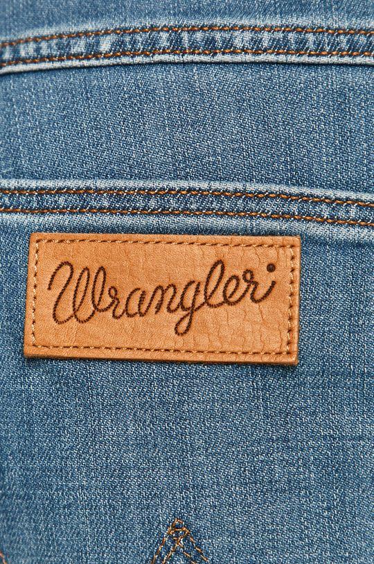 albastru Wrangler - Jeansi Greensboro