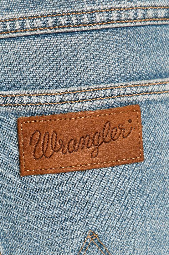 světle modrá Wrangler - Džíny Greensboro