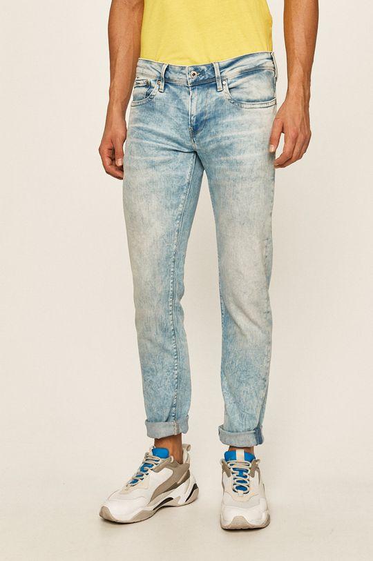 albastru Pepe Jeans - Jeansi Hatch De bărbați