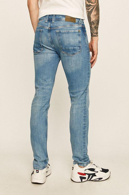 Pepe Jeans - Džíny Chepstow Podšívka: 60% Bavlna, 40% Polyester Hlavní materiál: 99% Bavlna, 1% Elastan