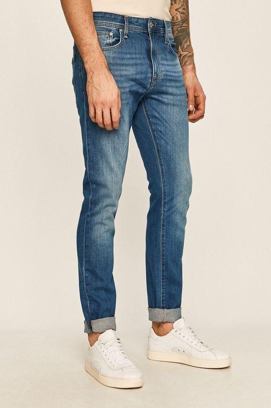 albastru Pepe Jeans - Jeansi Stanley De bărbați