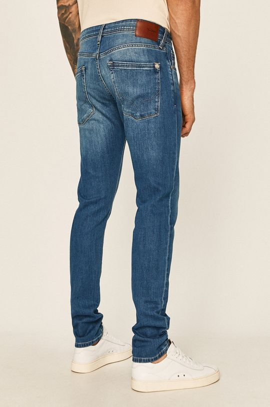 Pepe Jeans - Jeansi Stanley 92% Bumbac, 2% Elastan, 6% Poliester