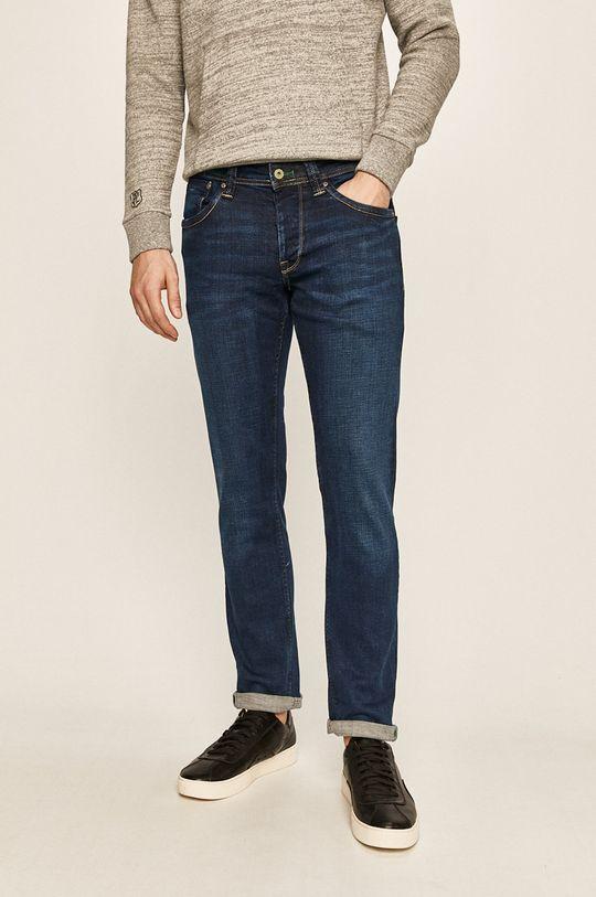 albastru Pepe Jeans - Jeansi Cash De bărbați