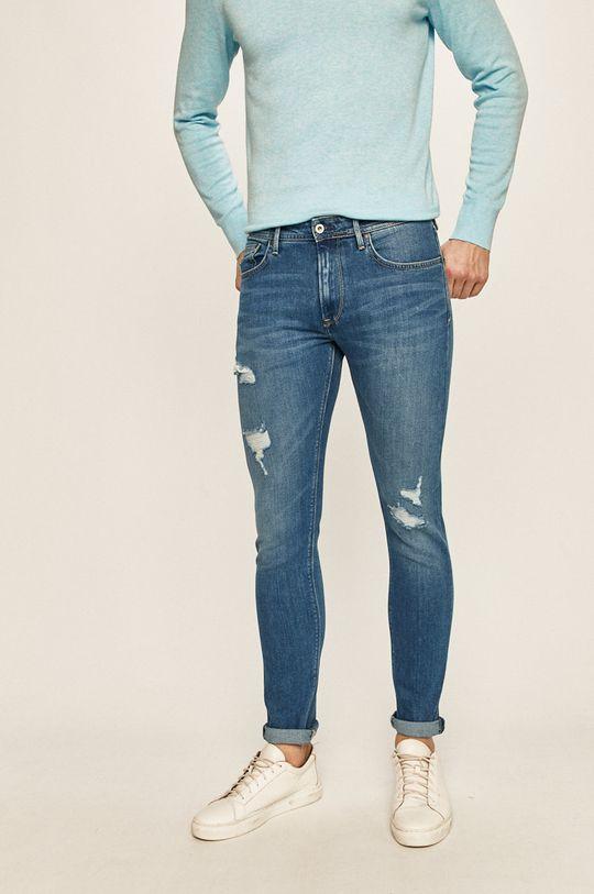 modrá Pepe Jeans - Rifle Stanley Pánsky