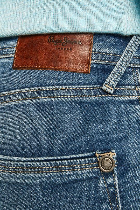 modrá Pepe Jeans - Rifle Stanley