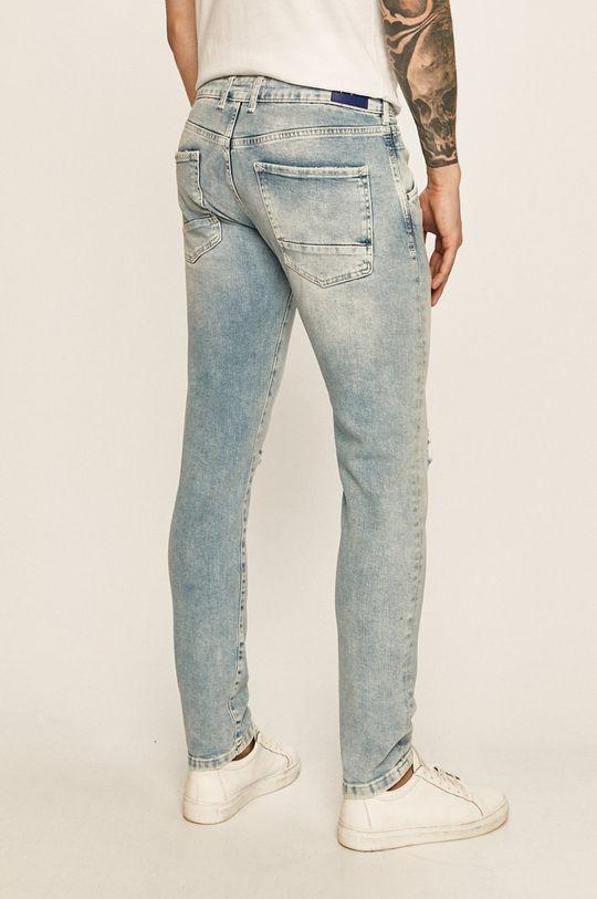 Pepe Jeans - Jeansi Stanley Materialul de bază: 99% Bumbac, 1% Elastan Finisaj: 35% Bumbac, 65% Poliester