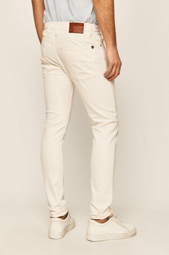 Pepe Jeans - Rifle Stanley  Základná látka: 98% Bavlna, 2% Elastan Podšívka vrecka: 20% Bavlna, 80% Polyester