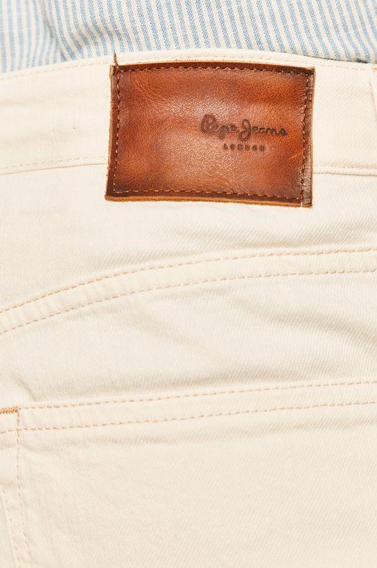 biela Pepe Jeans - Rifle Stanley