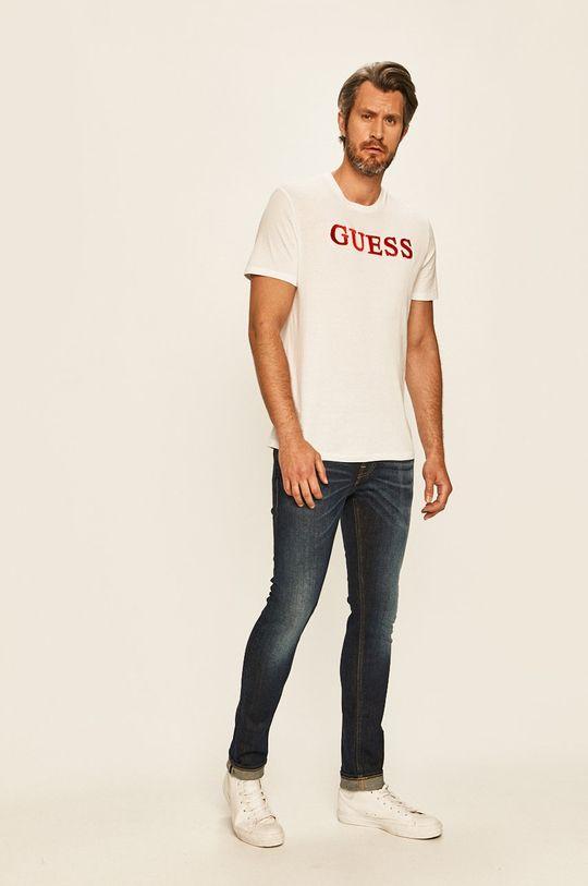 Guess Jeans - Džíny Miami námořnická modř