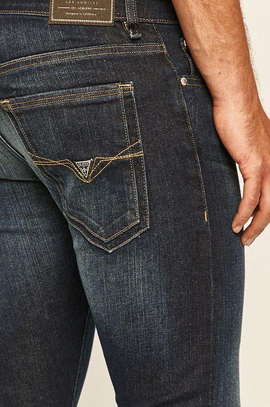 námořnická modř Guess Jeans - Džíny Miami