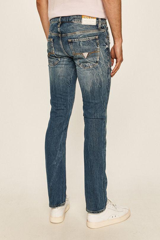Guess Jeans - Jeansy Angels Podszewka: 30 % Bawełna, 70 % Poliester, Materiał zasadniczy: 100 % Bawełna