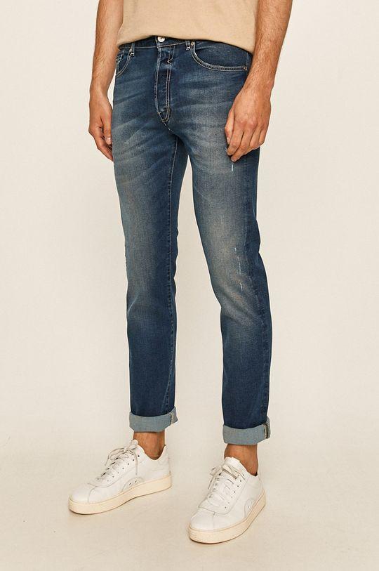 světle modrá Guess Jeans - Džíny Philip Pánský
